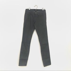 forever 21 charcoal grey jeans size 1
